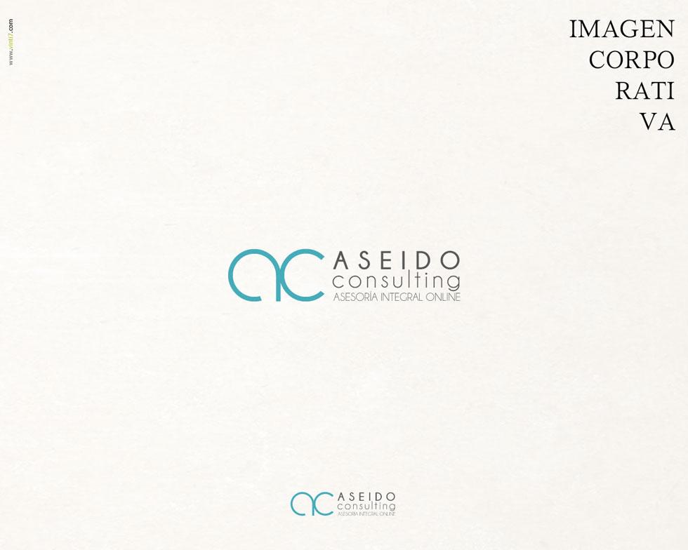 diseño de logotipo consulting