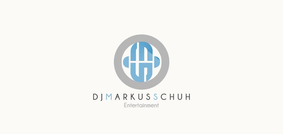 Diseño logotipo Barcelona DJ Markus