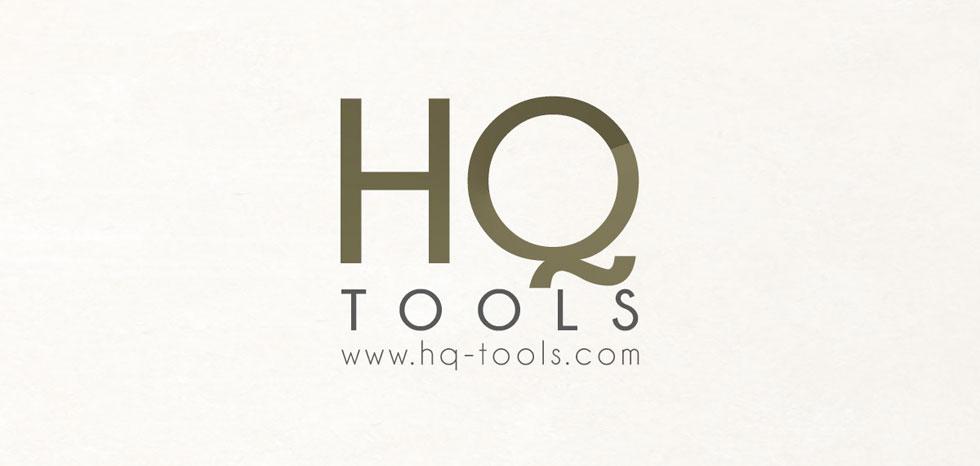 diseño logo hq tools