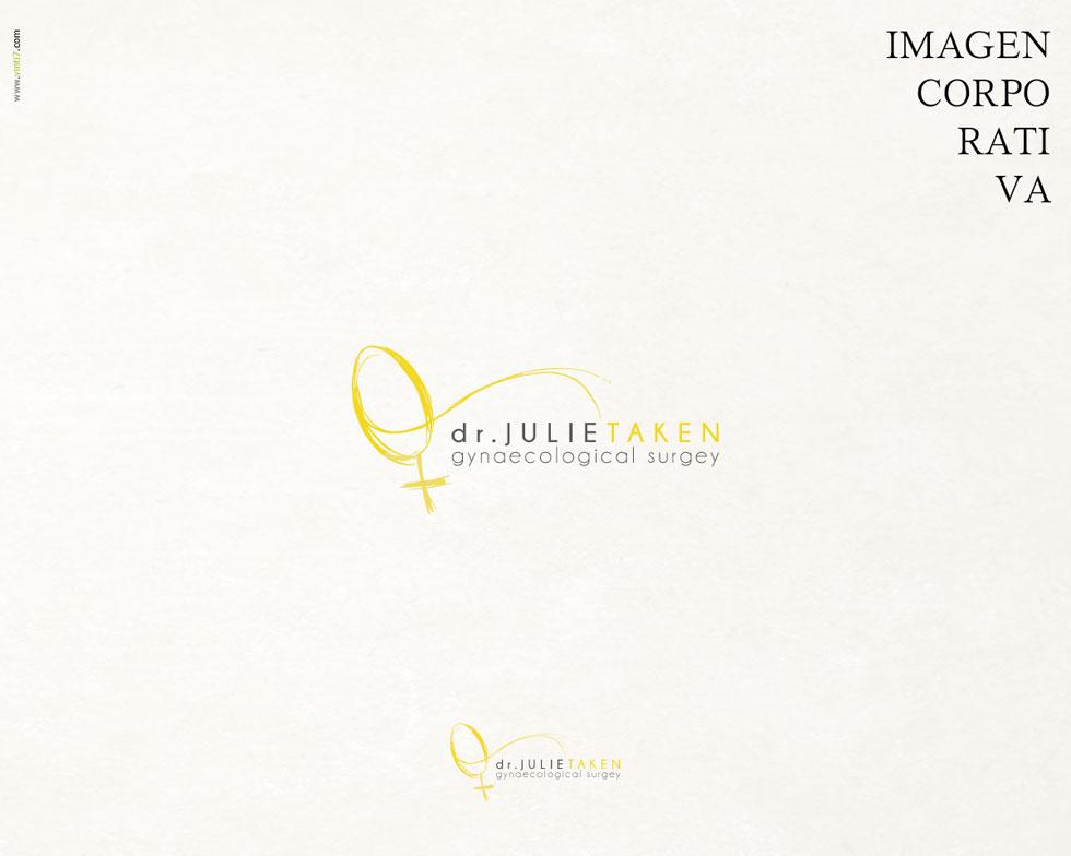 logotipos julie taken