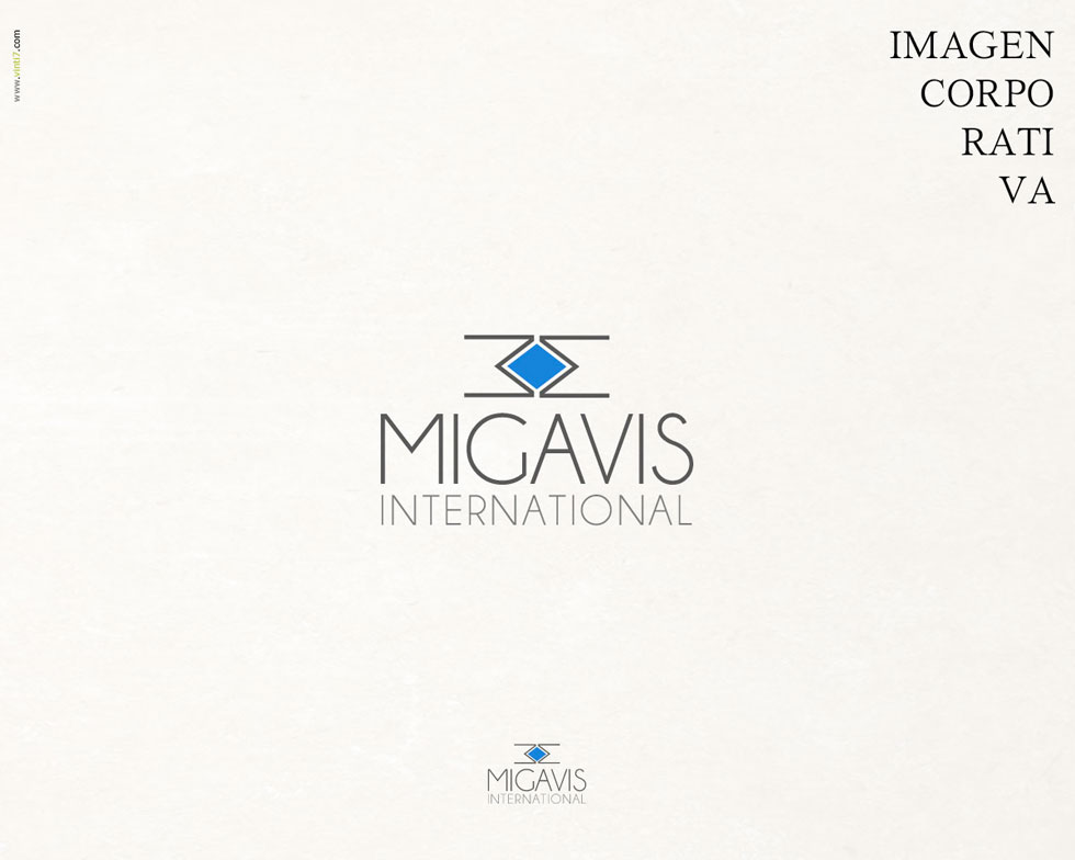 Migavis Internacion logo Barcelona