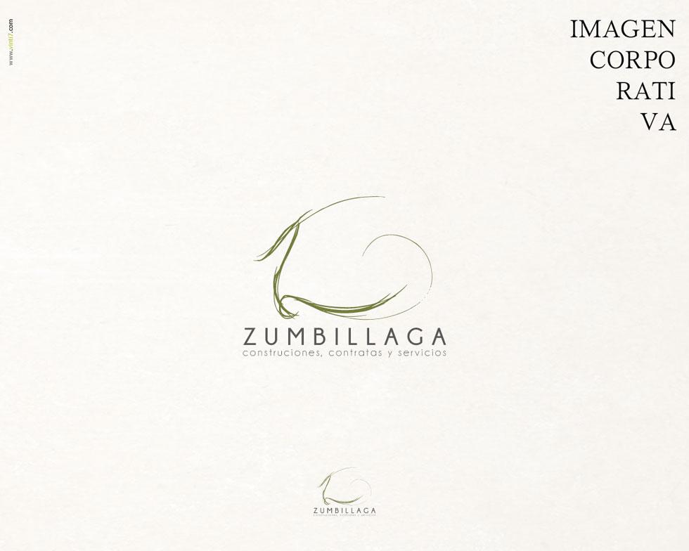 Zumbillaga Diseño de logotipos en Barcelona