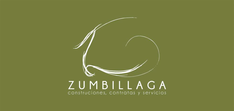 Diseño del Logotipo en Barcelona de Zumbillaga