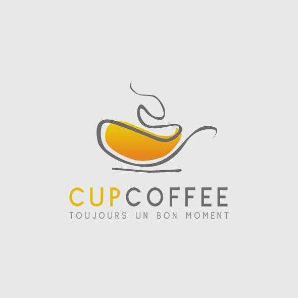 Cupcoffee Diseño Logotipos Barcelona