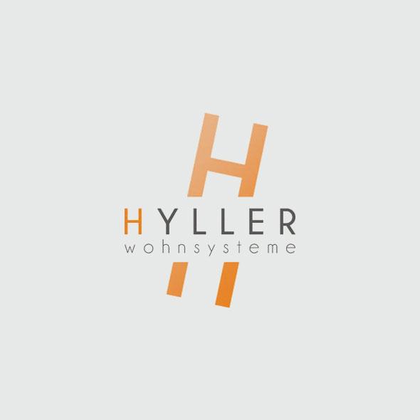 Hyller Diseño Logotipos Barcelona