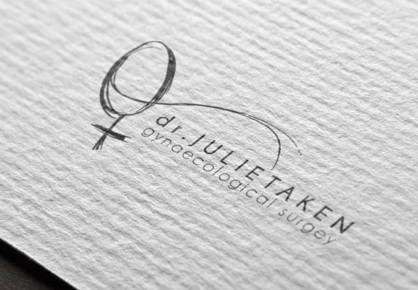 Julie Taken Diseño Logotipos Barcelona