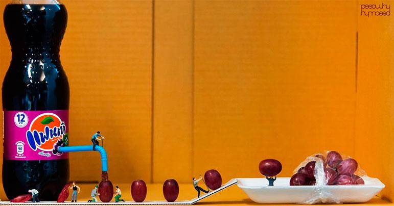 Peeowhy y su mundo en miniatura