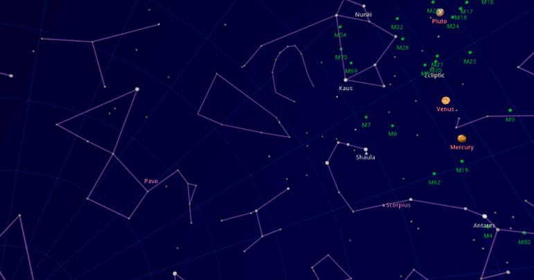 APP astronomía