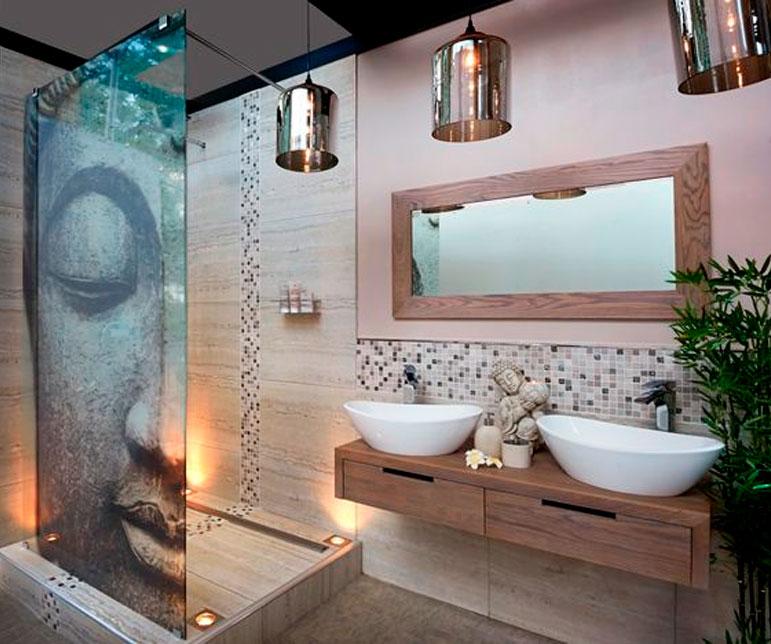 55 ideas de baños geniales
