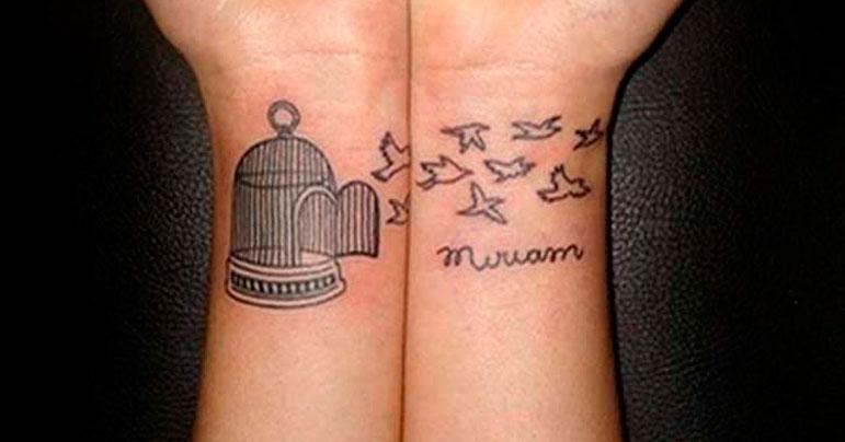 Diseño tatuajes para parejas