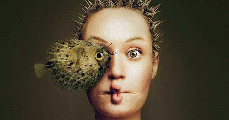 El Surrealismo de la fotografía de Flora Borsi