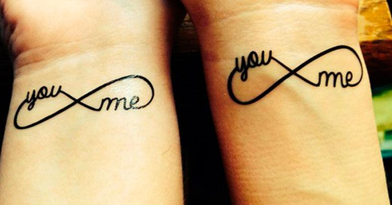 41 Ideas De Tatuajes Para Parejas - Tatuaje-parejas