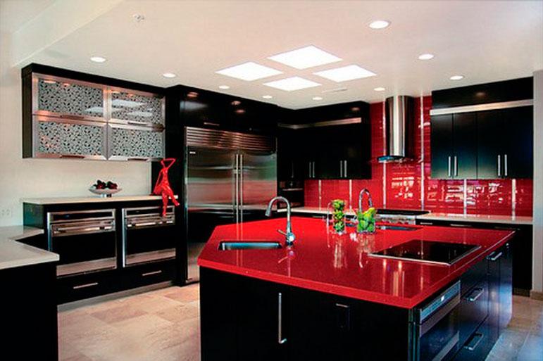 81 ideas de diseños de cocinas. Diseño de interiores.