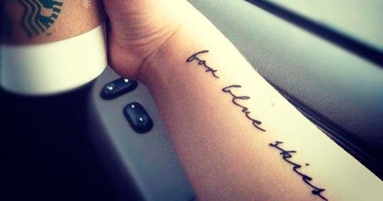 82 Ideas De Frases Para Tatuarse - Frases-para-tatuar