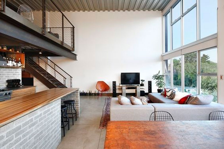 28 geniales ideas para decorar tu loft