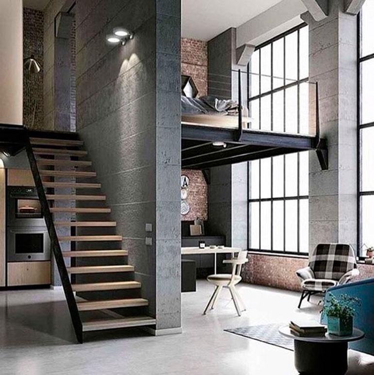 Ideas para decorar tu loft