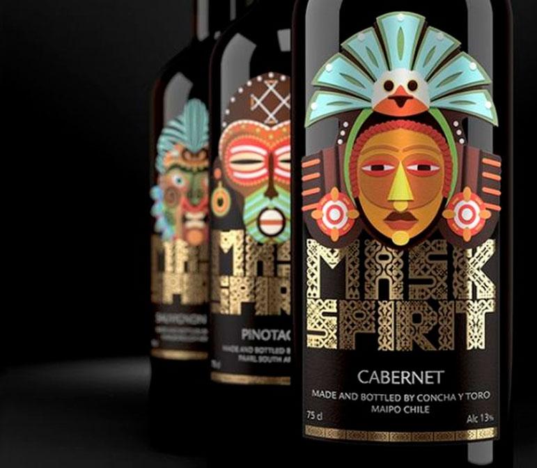 Packaging Botellas de vino