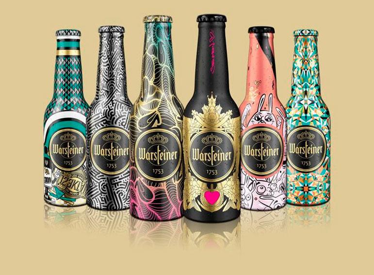 Diseño de Packaging de cervezas