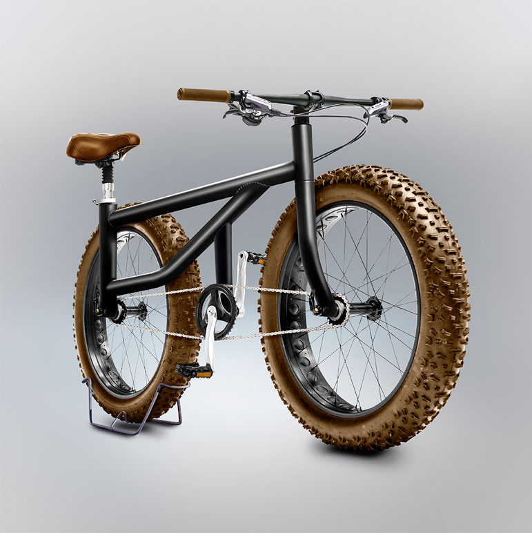 Diseño bicicleta