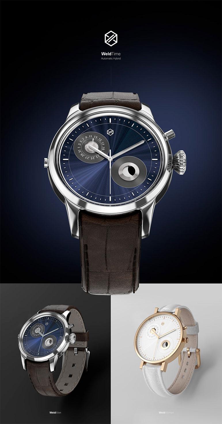 Diseño de relojes