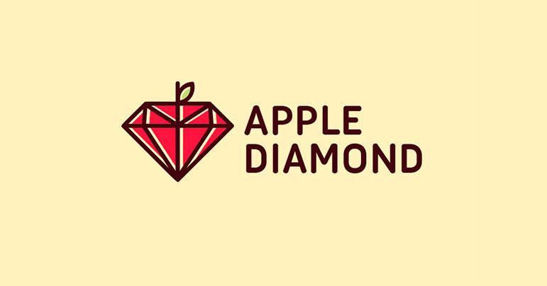 Logos de diamantes