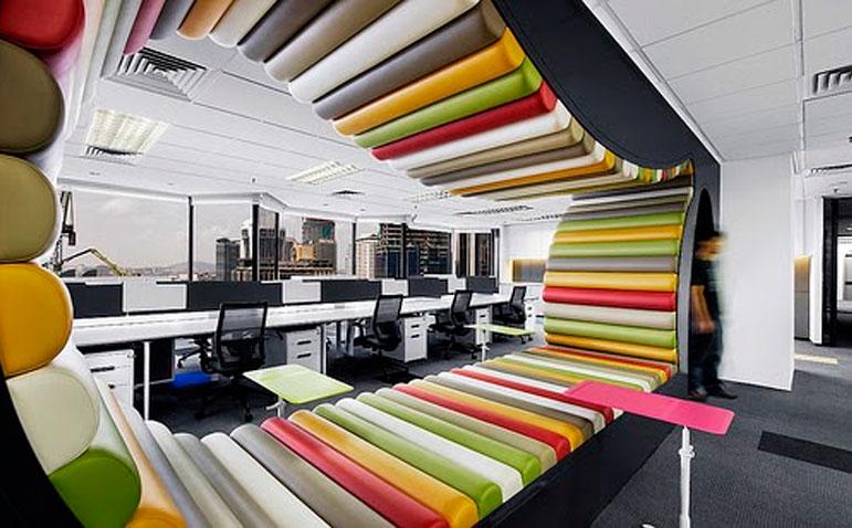 espectaculares oficinas creativas dise o