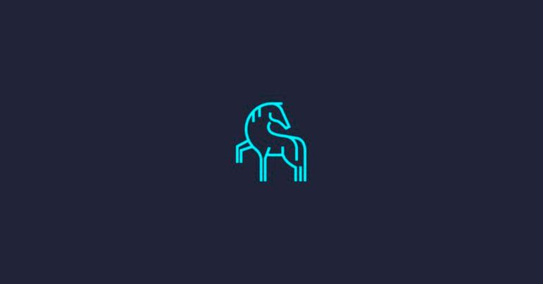 logos de caballos