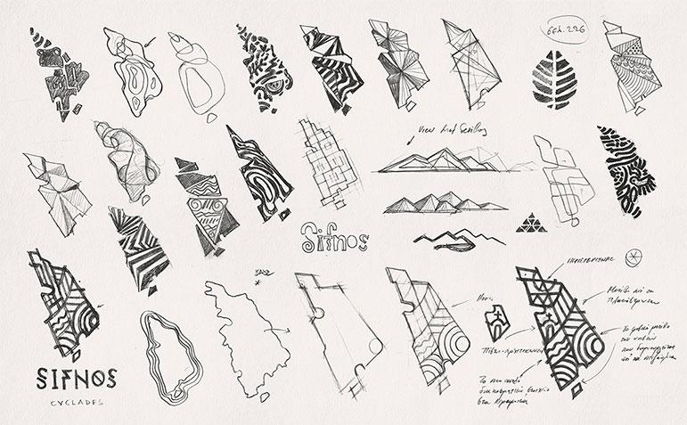 Proceso creativo para la elaboración de un logotipo