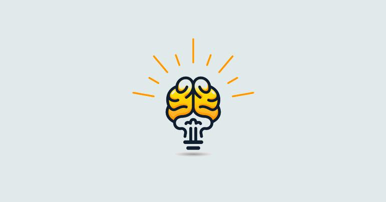 Logos de cerebros