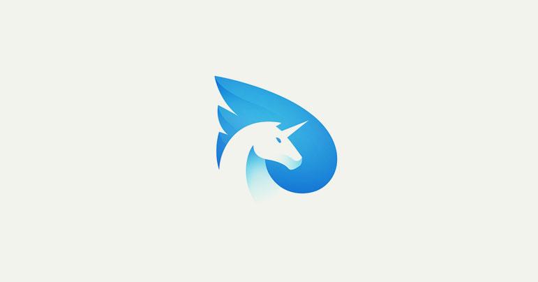 logos de unicornios