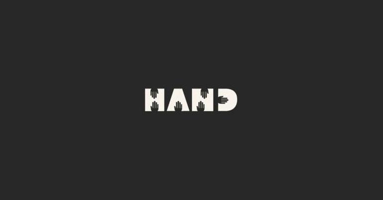 Logotipos de manos