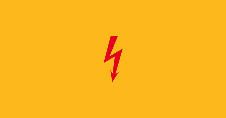 Logotipos de rayos