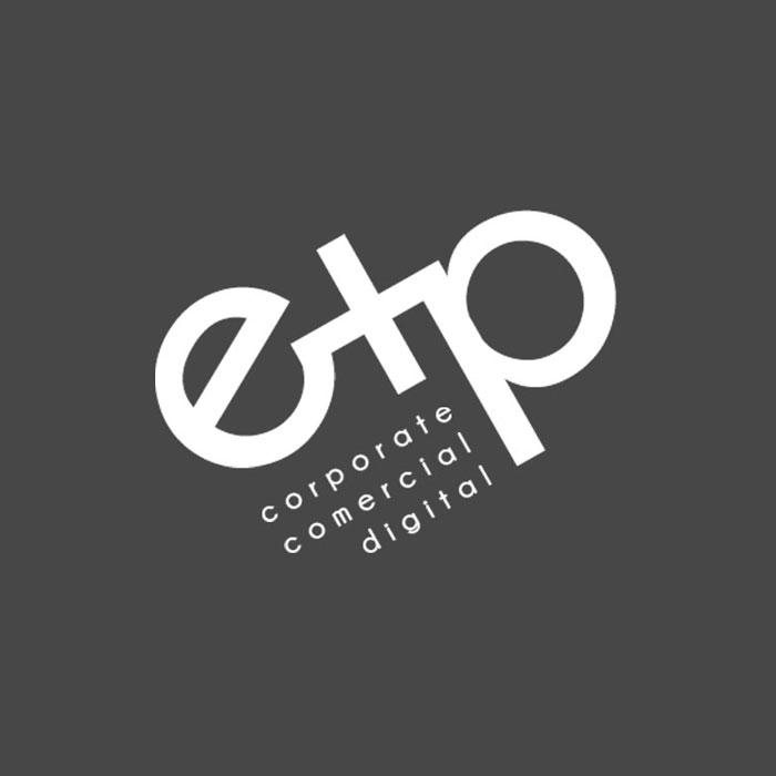 Diseño logotipo ETP
