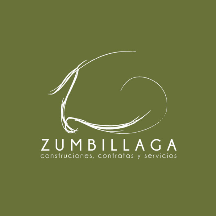 Diseño logotipo Zumbillaga