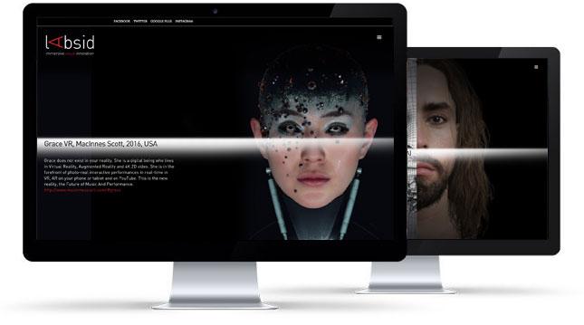 Programación y diseño web para Labsid