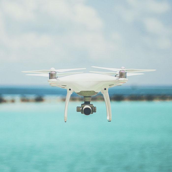 Posicionamiento SEO Drone Guru